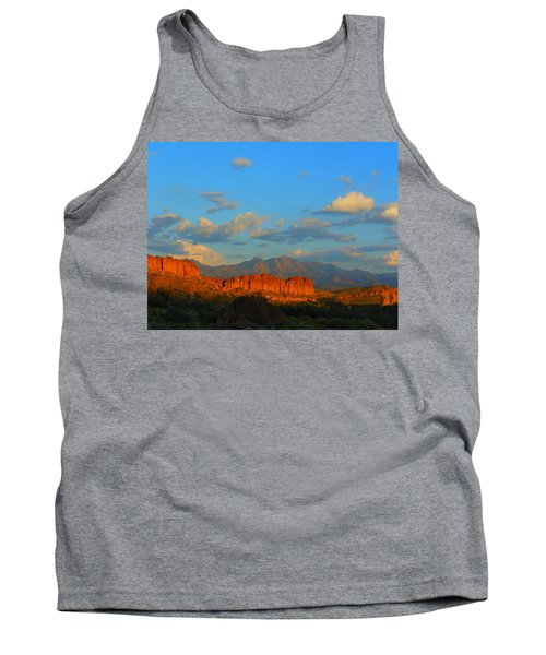 The Endangered West Tank Top