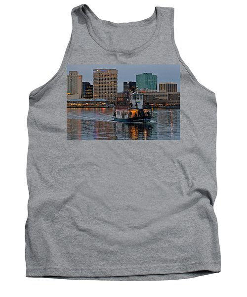 The Ferry To Portsmouth Tank Top