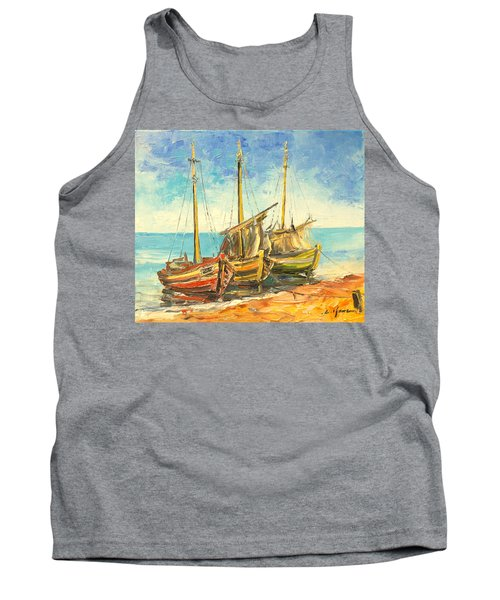 The Fishing Cutters Tank Top