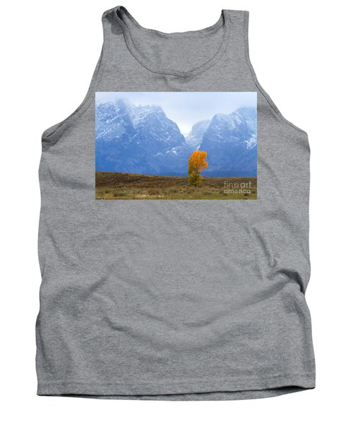 The Gate Keeper Tank Top
