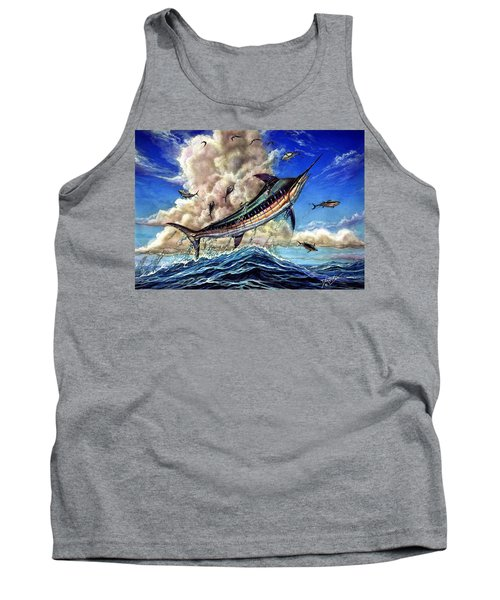 The Grand Challenge  Marlin Tank Top
