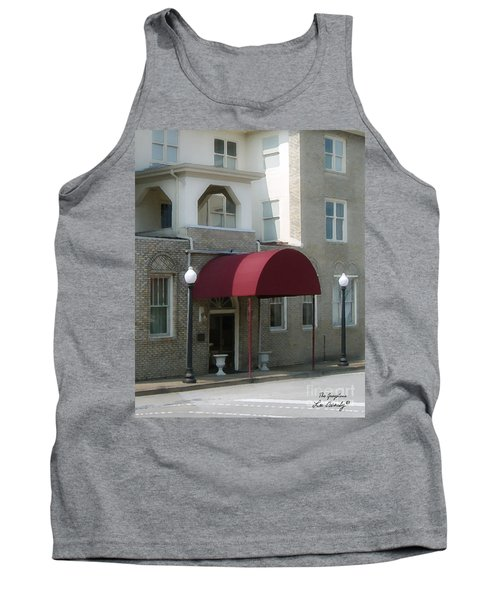 The Greystone Hotel Tank Top
