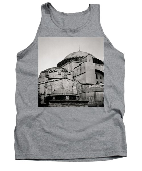 The Hagia Sophia Tank Top by Shaun Higson