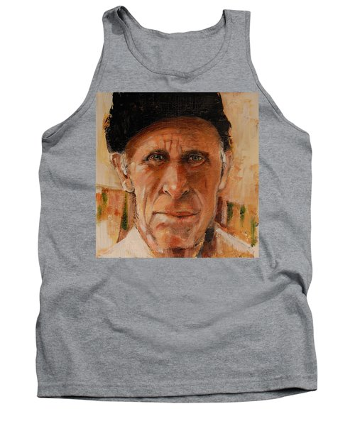 The Gillie Tank Top by Jean Cormier
