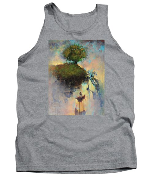 The Hiding Place Tank Top by Joshua Smith