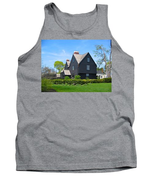 The House Of The Seven Gables Tank Top