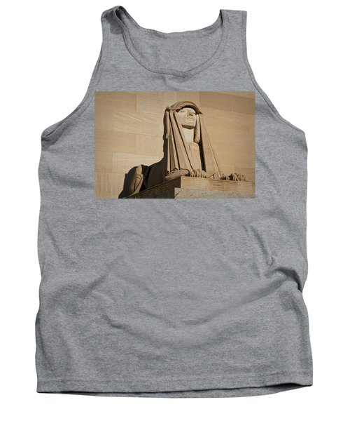 The House Of The Temple Sphinx #2 Tank Top