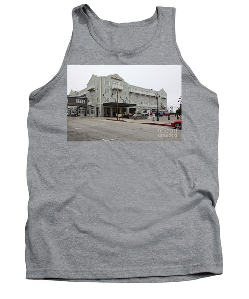 The Intercontinental Hotel On Monterey Cannery Row California 5d24783 Tank Top