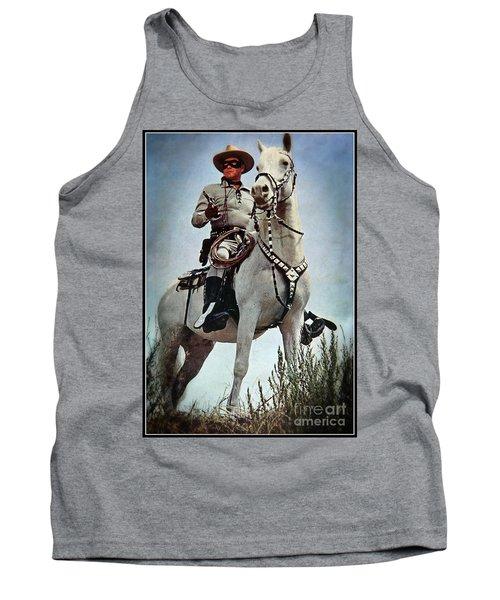 The Lone Ranger Tank Top