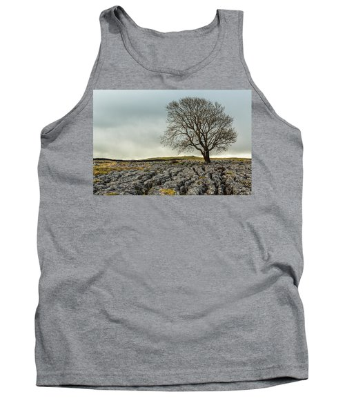 The Lonely Tree Tank Top