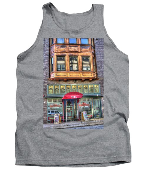 The Majestic Restaurant Tank Top