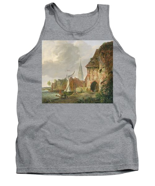The March Gate In Buxtehude Tank Top