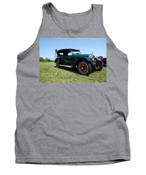 The Mercer Touring Coupe Tank Top
