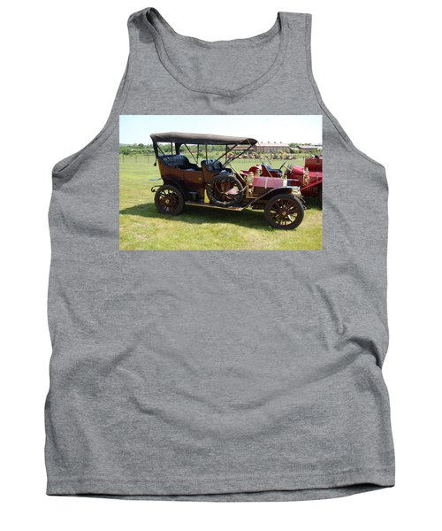 The Mercer Touring Sedan Tank Top