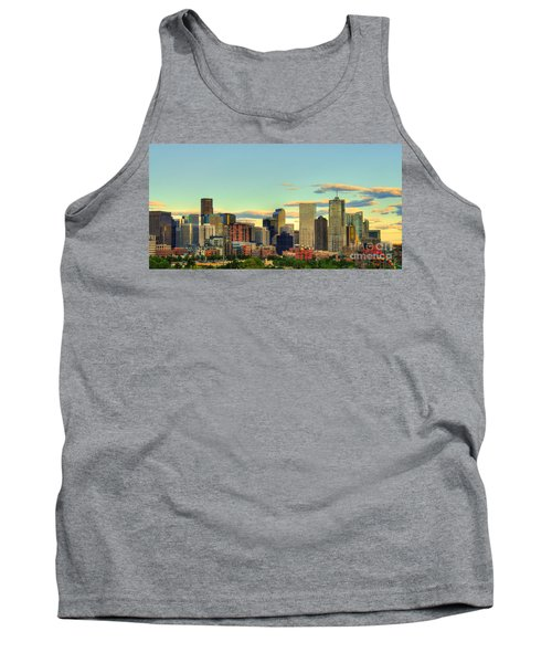 The Mile High City Tank Top