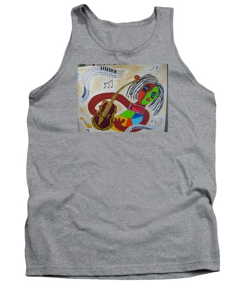 The Music Practitioner Tank Top