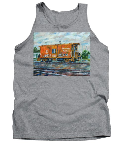 The Old Caboose Tank Top