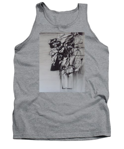 The Old Man Of The Mountain Tank Top by Sean Connolly