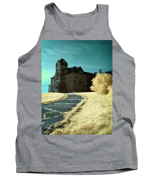 The Old Odd Fellows Home Color Tank Top