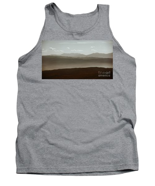 Tank Top featuring the photograph The Other Side by Dana DiPasquale