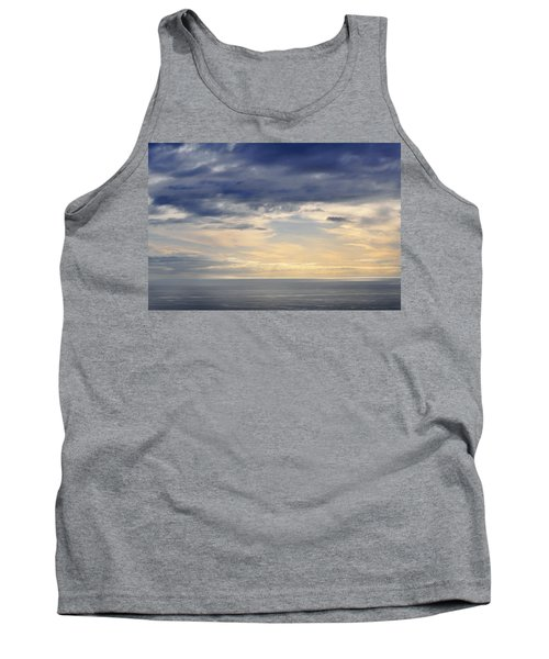 Tank Top featuring the photograph The Pacific Coast by Kyle Hanson