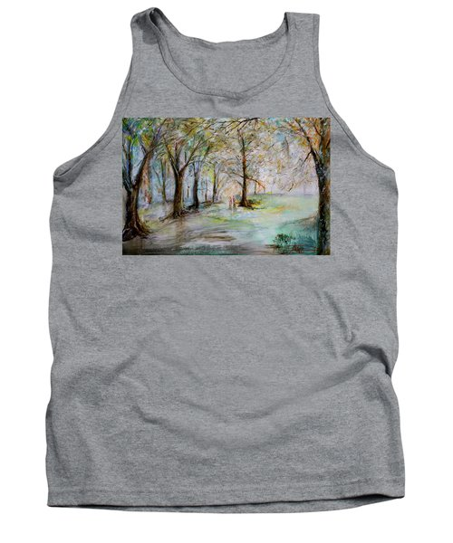 The Park Bench Tank Top