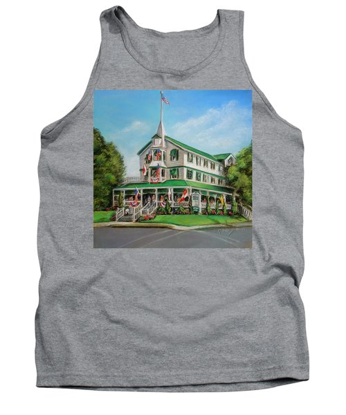The Parker House Tank Top