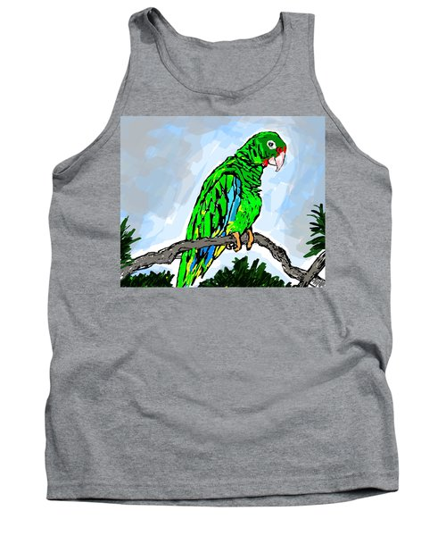 The Parrot Tank Top
