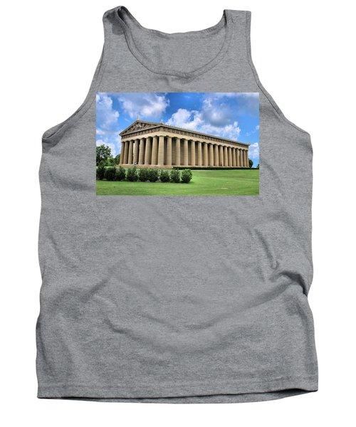 The Parthenon Tank Top