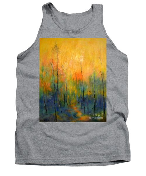 The Path To Forever Tank Top