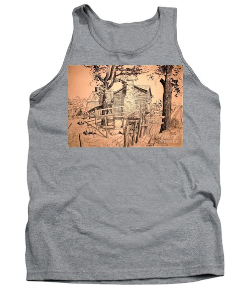 The Pig Sty Tank Top