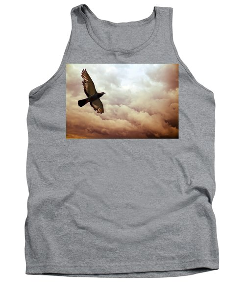 The Pigeon Tank Top