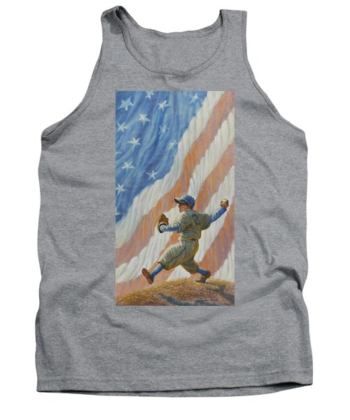 The Pitcher Tank Top