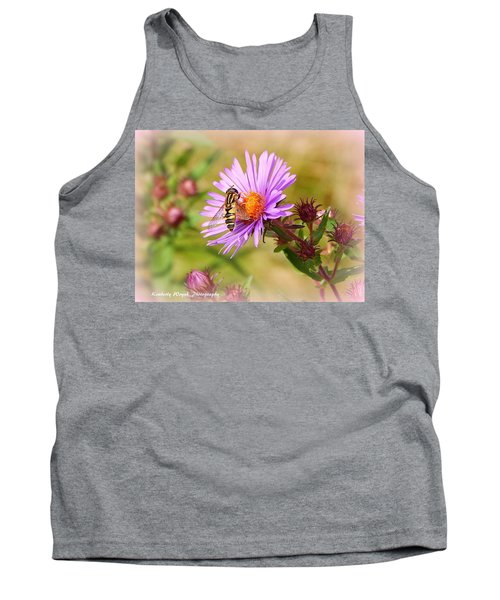 The Pollinator Tank Top