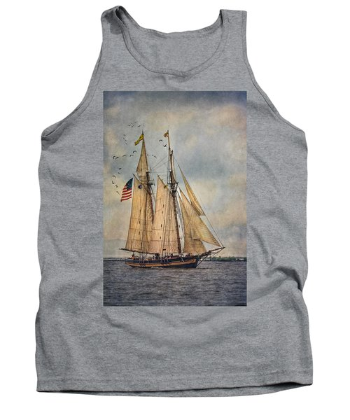 The Pride Of Baltimore II Tank Top