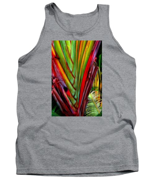 The Red Jungle Tank Top