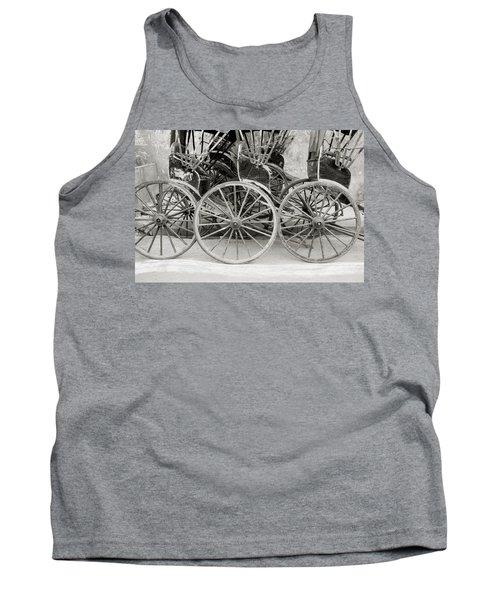 The Rickshaws Tank Top