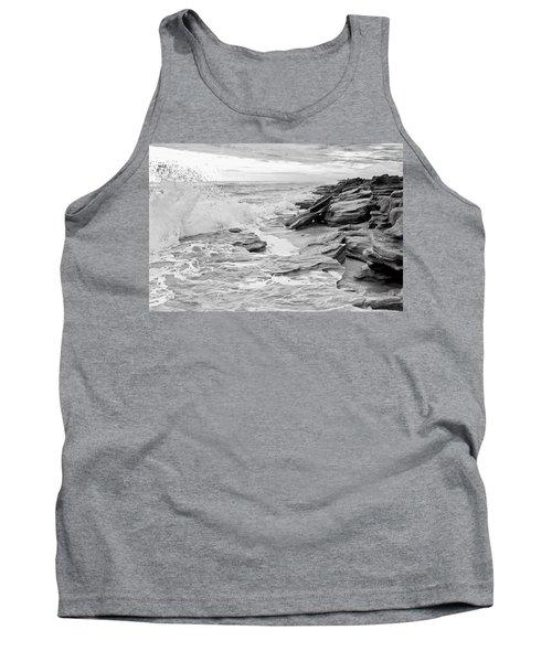 The Rocky Coast Tank Top