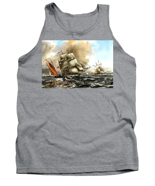 The Rose In Bantry Bay Tank Top
