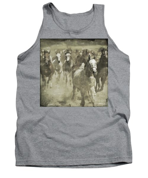 The Run For Freedom Tank Top