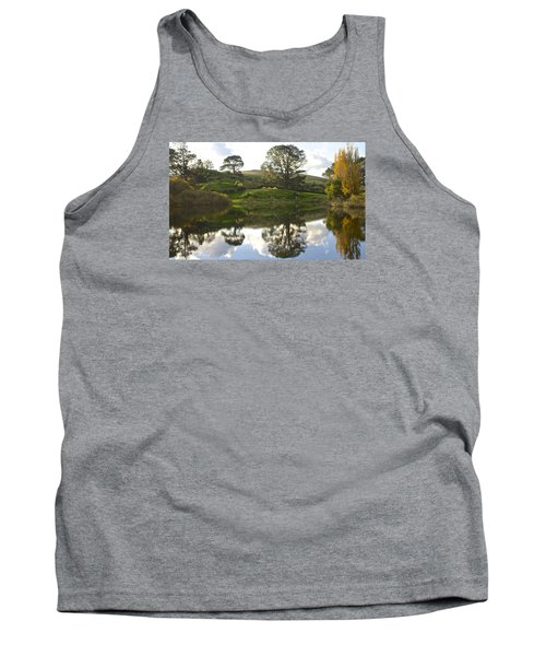 The Shire Middle Earth Tank Top by Venetia Featherstone-Witty