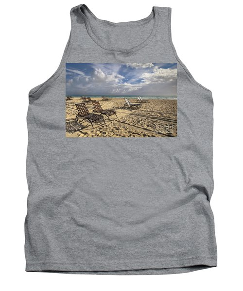 The Shores Of An Infinite Imagination Tank Top