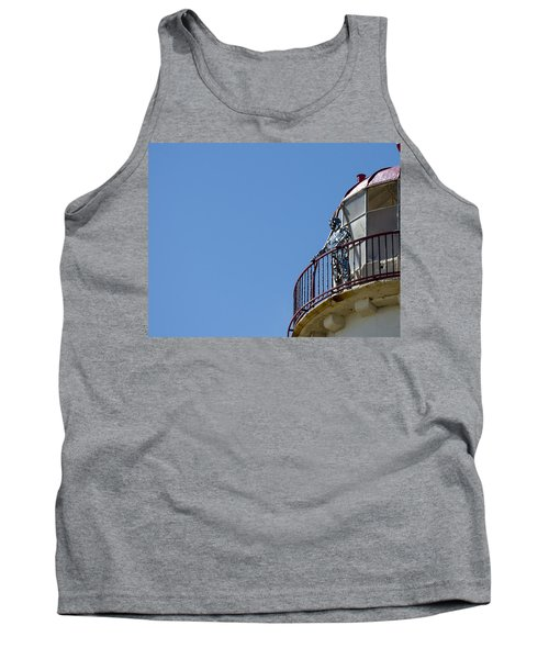 The Silver Man Tank Top