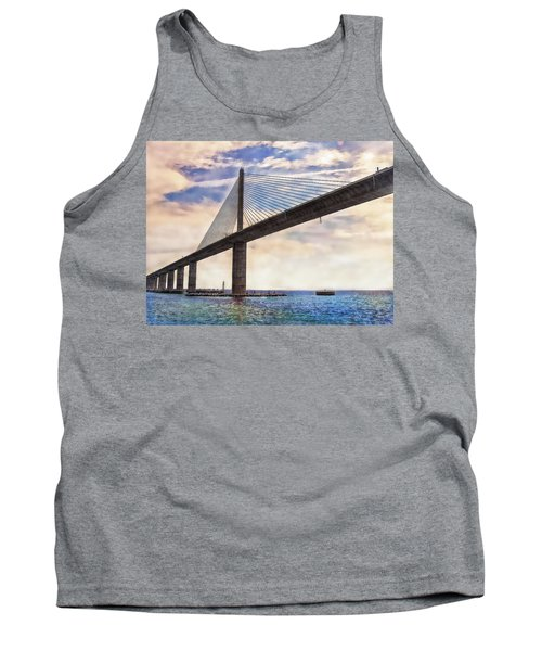 The Skyway Tank Top by Hanny Heim