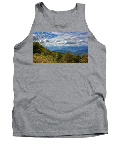 The Smokys Tank Top by Rob Sellers