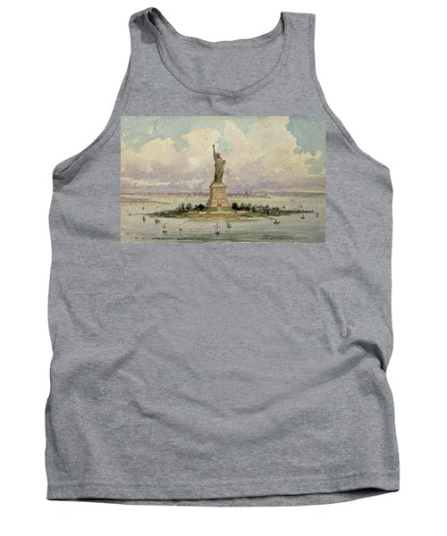 The Statue Of Liberty  Tank Top