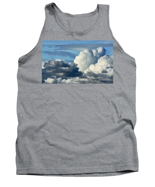 The Storm Arrives Tank Top