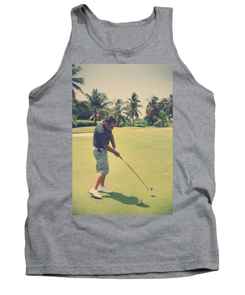The Swing Of Things Tank Top