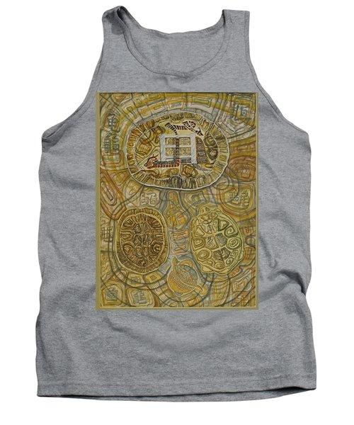 The Turtle Snake Tank Top