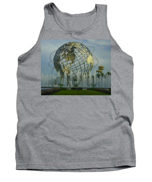 The Unisphere Tank Top